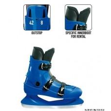 Коньки ледовые Roxa RENTAL/37, синие, код: 1636/37