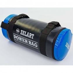 Мешок для кроссфита Zelart 15 кг., art: FI-5050A-15