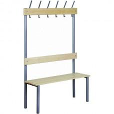 Скамейка для раздевалки InterAtletika Bussines, код: BT601