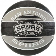 Мяч баскетбольный Spalding NBA Team SA Spurs, код: NBA_TSAS_7