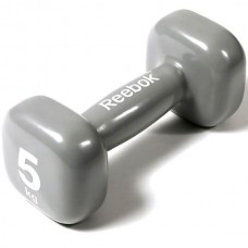 Гантель для фитнеса Reebok 5 кг, код: RAWT-11155