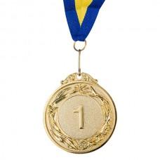 Медаль наградная PlayGame 60 мм, код: 348-1
