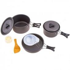 Набор туристической посуды Camping, код: DS-300