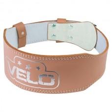 Пояс атлетичний Velo вузький, М, код: VLS-17026M