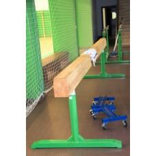 Бревно гимнастическое регулируемое по высоте Atletic 5 м, код: SS00139-LD