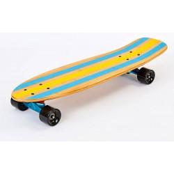 Лонгборд Слалом Bamboo (скейтборд в сборе) 710x190 мм, код: LY-5366
