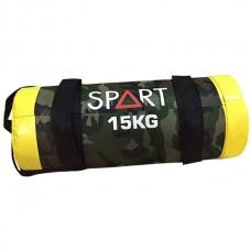Сэндбэг для функционального тренинга Spart Sand Bag 15 кг, код: CD8013-15