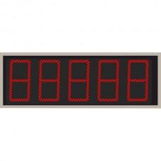 Часы спортивные LedPlay (790х275), код: CHT2005