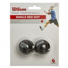 М'яч для сквошу Wilson 3 шт, код: WRT617700-S52