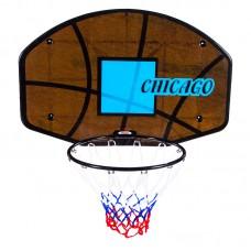 Щит баскетбольный с кольцом PlayGame Chicago, код: CNB-1238C