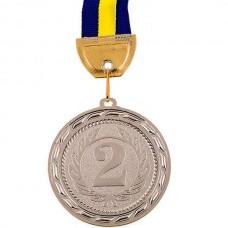Медаль наградная PlayGame 70 мм, код: 350-2