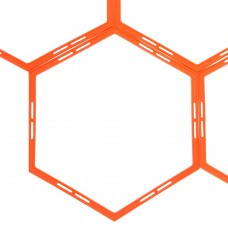 Тренувальна підлоги сітка гексагональная PlayGame Agility Grid 1 шт, код: C-1412