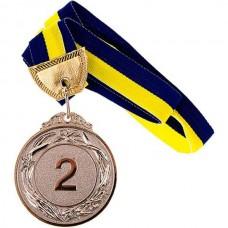Медаль наградная PlayGame 60 мм, код: 351-2