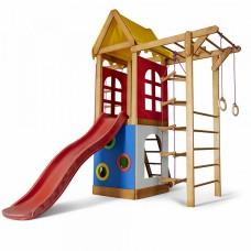Дитячий ігровий комплекс PLAYBABY Babyland 2385х1800х2400 мм, код: Babyland-22