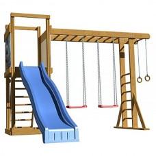Детский игровой комплекс PlayBaby (Полтава), код: PBS15