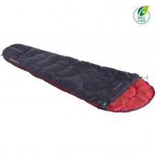 Спальный мешок High Peak Action 250/+4°C Anthra/Red (Left), код: 928259