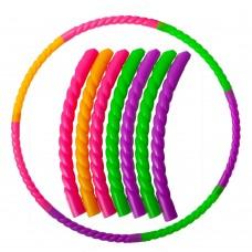 Обруч складной FitGo Hula Hoop 630 мм, код: FI-154164