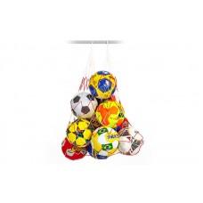 Сетка для мячей PlayGame 12 шт, код: C-4560