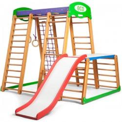 Игровой детский уголок PLAYBABY Карапуз Plus 1-1, код: SB-IG18