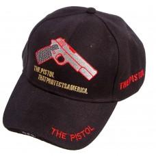 Бейсболка тактична Tactical The Pistol, код: TY-0364-S52