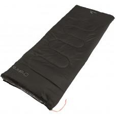 Спальний мішок Easy Camp Chakra/+ 10 ° C Black Left, код: 928793-SVA