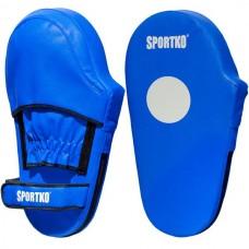 Лапы для кикбоксинга SportKo, код: S-PD4L