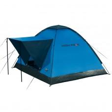 Палатка 3-местная High Peak Beaver Blue/Grey, код: 928255