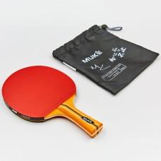 Ракетка для настільного тенісу PlayGame MK 1Star, код: 1STAR