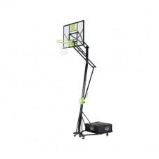 Стійка баскетбольна Exit Galaxy зелений / чорний, код: 46.05.10.00-S