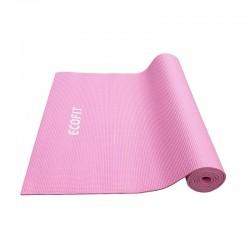 Килимок для фітнесу Ecofit 1730x610x4 мм, рожевий, код: К00019185