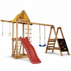 Дитячий ігровий комплекс PLAYBABY Babyland 3760х1540х2400 мм, код: Babyland-20