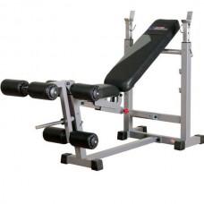 Скамья для жима универсальная InterAtletika Gym Business, код: BT314