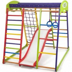 Ігровий дитячий куточок PLAYBABY Юнга Plus 1, код: SB-IG31