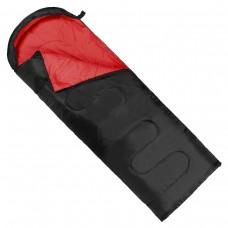 Спальний мішок (ковдра) SportVida +2 ...+ 21°C L Black/Red, код: SV-CC0064