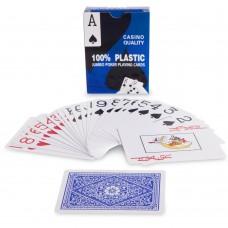 Гральні карти пластикові PlayGame 54 шт, код: IG-8028