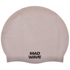 Шапочка для плавання MadWave Intensive Big, код: M053112-S52
