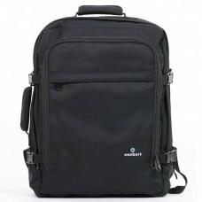 Сумка-рюкзак Members Essential On-Board Black 44 л, код: 926387