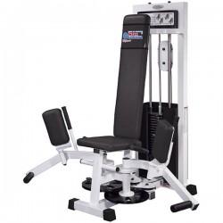 Приводящие и отводящие мышцы бедра InterAtletika Gym Standart, код: ST109
