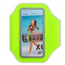 Чохол для телефону з кріпленням на руку для занять спортом FitGo 180x70 мм (для iPhone та iPod), код: C-0328-S52