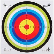 Мишень бумажная PlayGame 400 мм, код: 5316-6