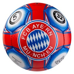 Мяч футбольный PlayGame FC Bayern Munich, код: GR4-426FLB