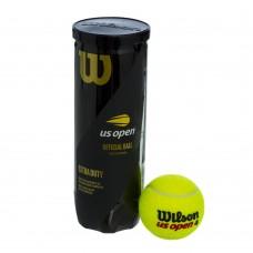 М'яч для великого тенісу Wilson 3шт, код: WRT106200-S52