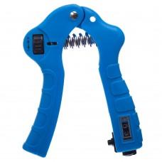 Еспандер кистьовий пружинний CrossGym з лічильником 10-40 кг, код: FI-1683