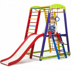 Игровой детский уголок PLAYBABY Кроха-1 Plus 2, код: SB-IG21