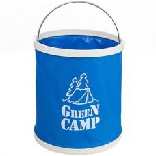 Ведро походное Green Camp 11 л, код: GC-B11B