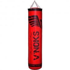 Боксерський мішок V'noks Gel Red 1500 мм., Код: RX-34103