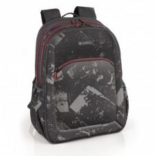 Рюкзак міський Gabol Denver Black 21 л, код: 924738