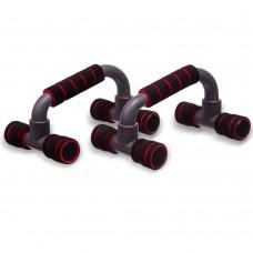 Упори для віджимань CrossGym Push-Up Bar, код: FI-тисячі сімсот сімдесят сім