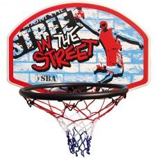Баскетбольный щит детский SBA S881RB 660x460 мм, код: CF-16729