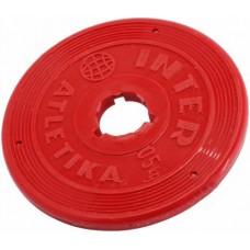Диск InterAtletika 0,5 кг, код: ST521.1C